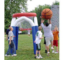 Monster Basketball - 8' Adult Size