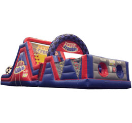 Double Trouble Obstacle Course