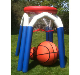 Monster Basketball - 6' Youth Size