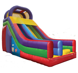 18' Wacky Slide (Front Entry)