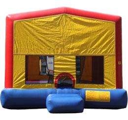 Modular Fun House Bouncer (w/Selectable Themes)