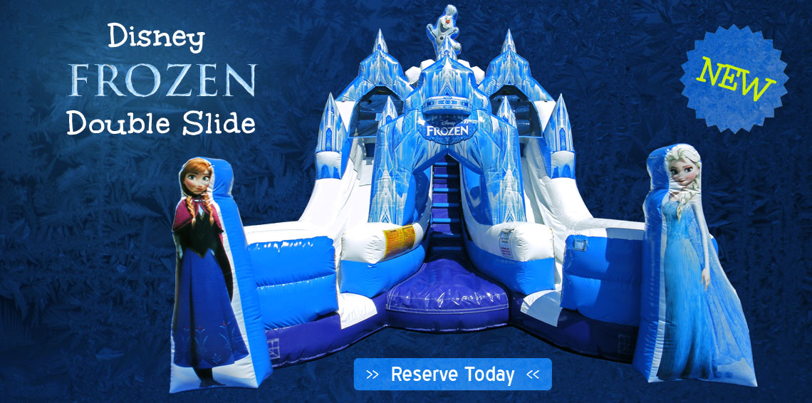 Disney Frozen Double Slide